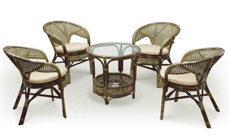 Изображение - Мебель из ротанга