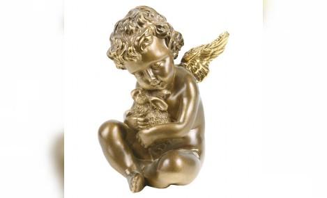 Изображение - Ангел с кроликом