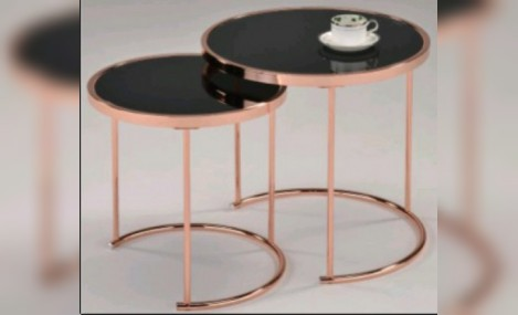 Изображение - Столики MK-2376-RG розовое золото