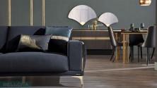 Миниатюрная фотография № 1 - Мягкая мебель. - Диван Карлино