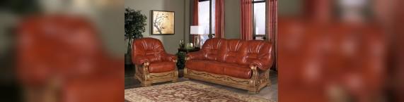 Узкая фотография Набор мягкой мебели Консул