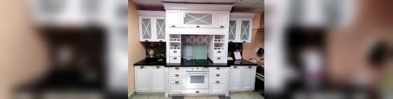 Узкая фотография Кухня «Афродита»