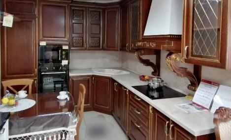 Изображение - Кухня «Афродита» орех, золото